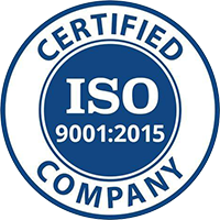 Registered ISO 9001:2008 Certified Company