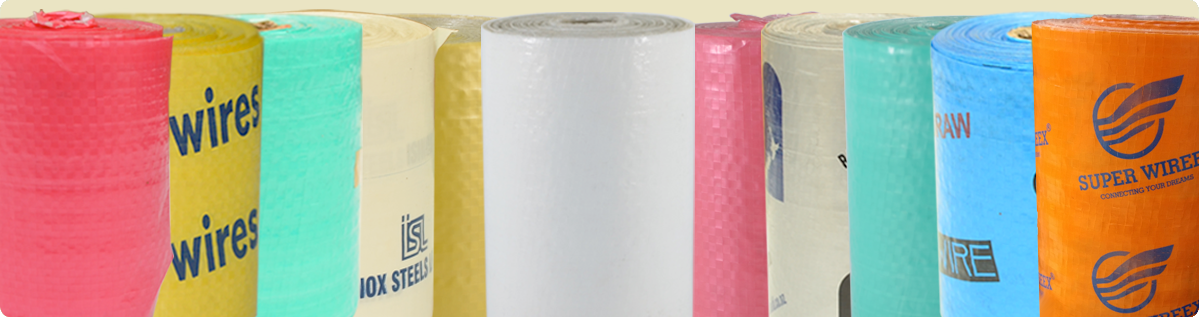 HDPE Packaging Bags, Cut Rolls Manufacturer & Exporter
